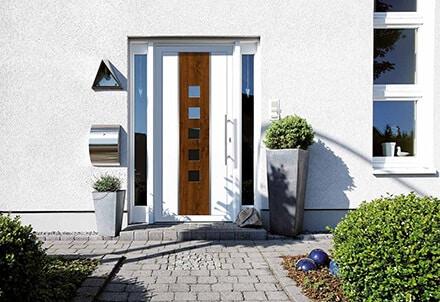 Haustüren | WEKU Fenster & Türen