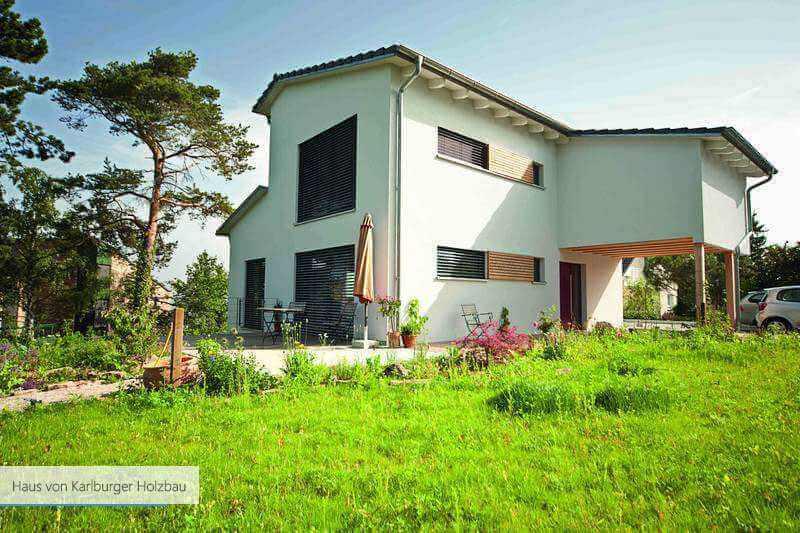 Haus von Karlburger Holzbau Holz