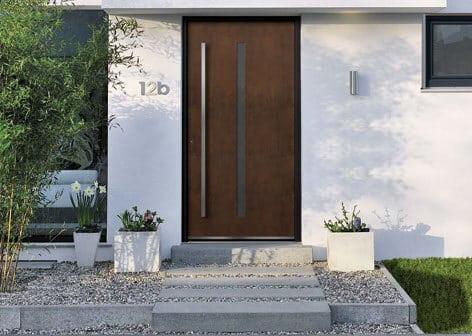 <strong>Premium-Haustür</strong> - Der neue Maßstab bei Haustüren
