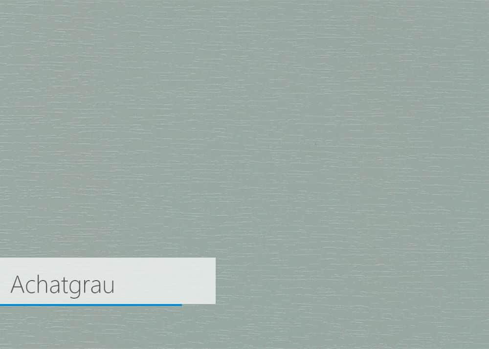 Fensterprofil Farbe - Achatgrau