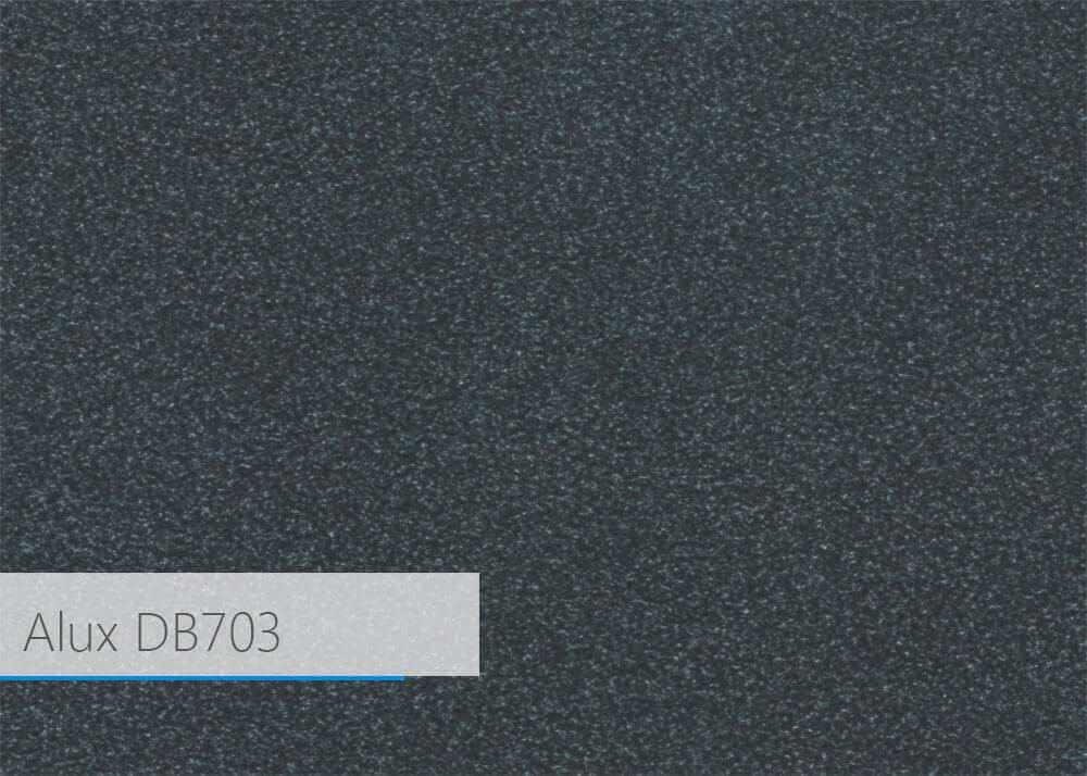 Fensterprofil Farbe - Alux DB703
