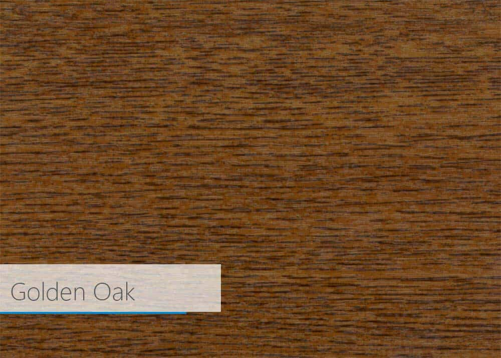 Fensterprofil Farbe - Golden Oak