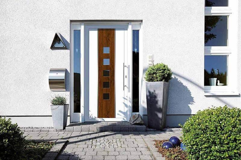 Haustüren Muster