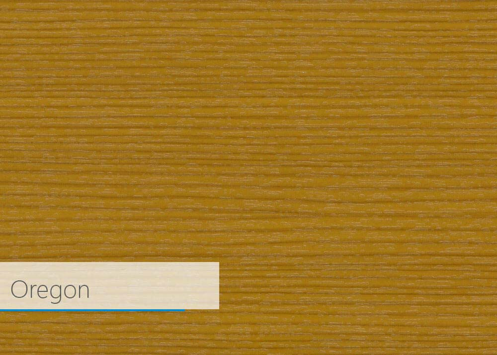 Farbfolie für Kunststoff-Profil - Oregon