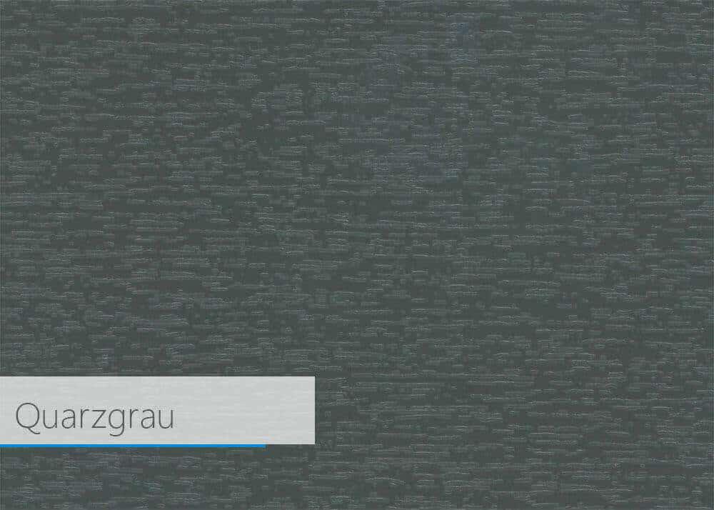 Farbfolie für Kunststoff-Profil - Quarzgrau