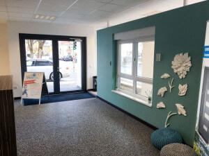 WEKU Ausstellung - Fenster