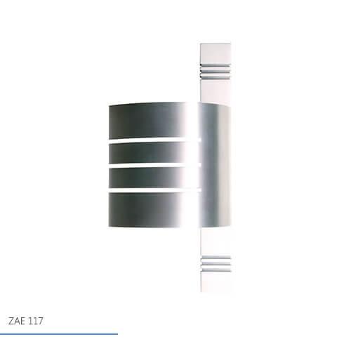 Haustürgriff ZAE 117 - Außengriff: Aluminium; Bohrabstand: ca. 290 mm; Gesamtlänge: ca. 319 mm
