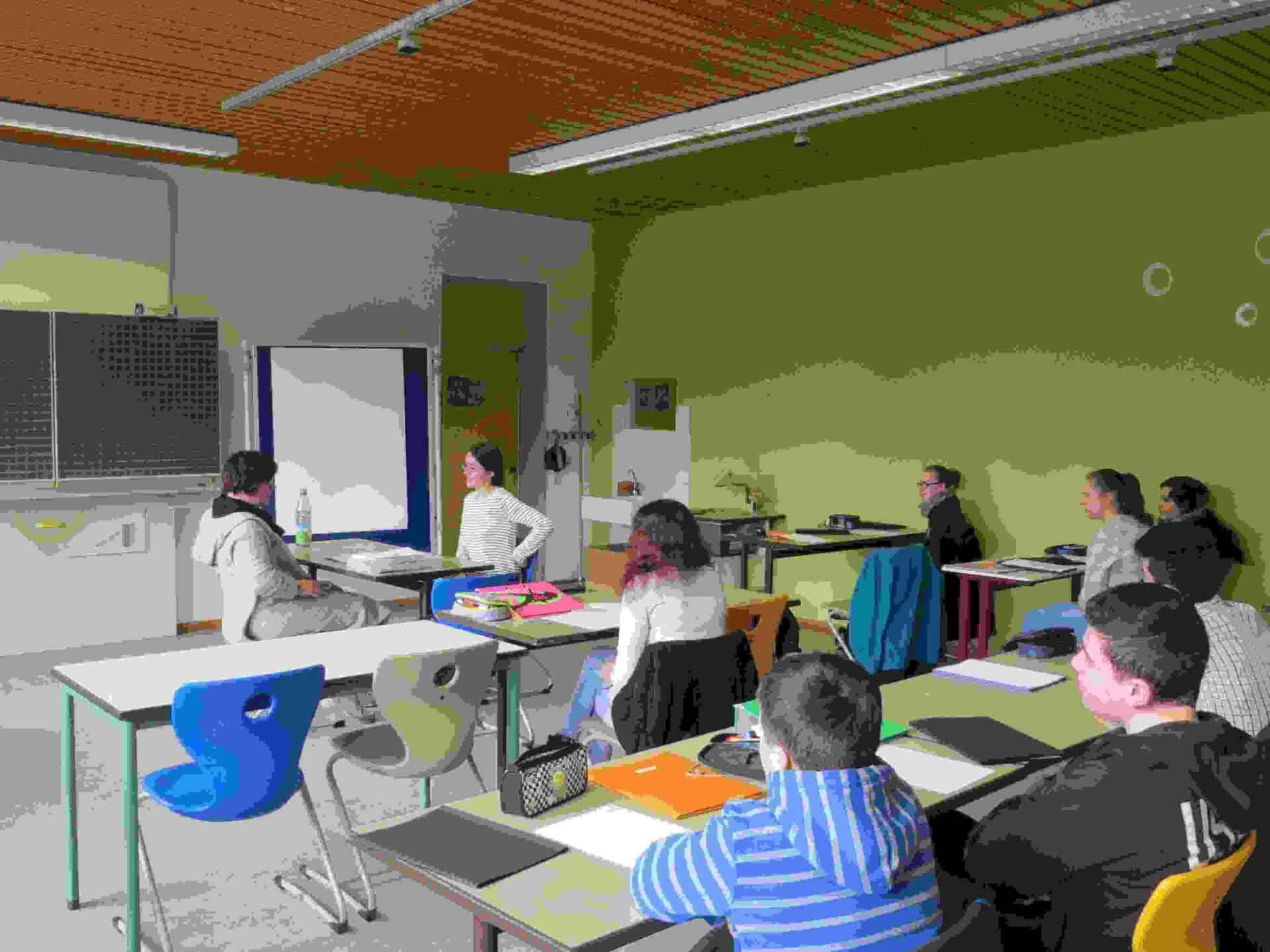 IMG 0571 - Bewerbungstraining bei der Werkrealschule Urphar-Lindelbach