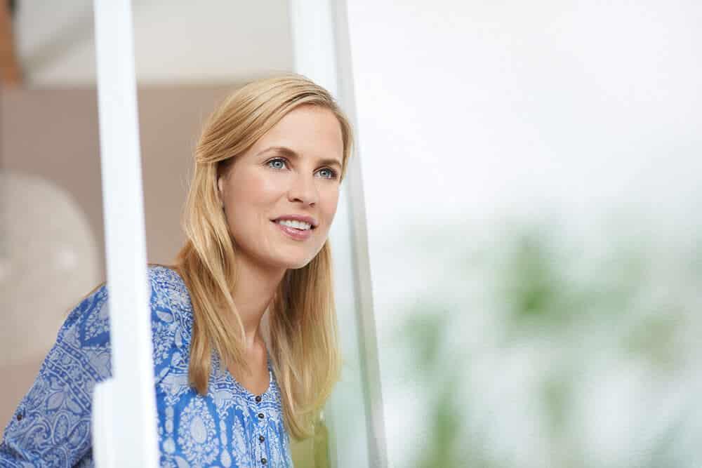 Insektenschutz mit Drehrahmen für Fenster