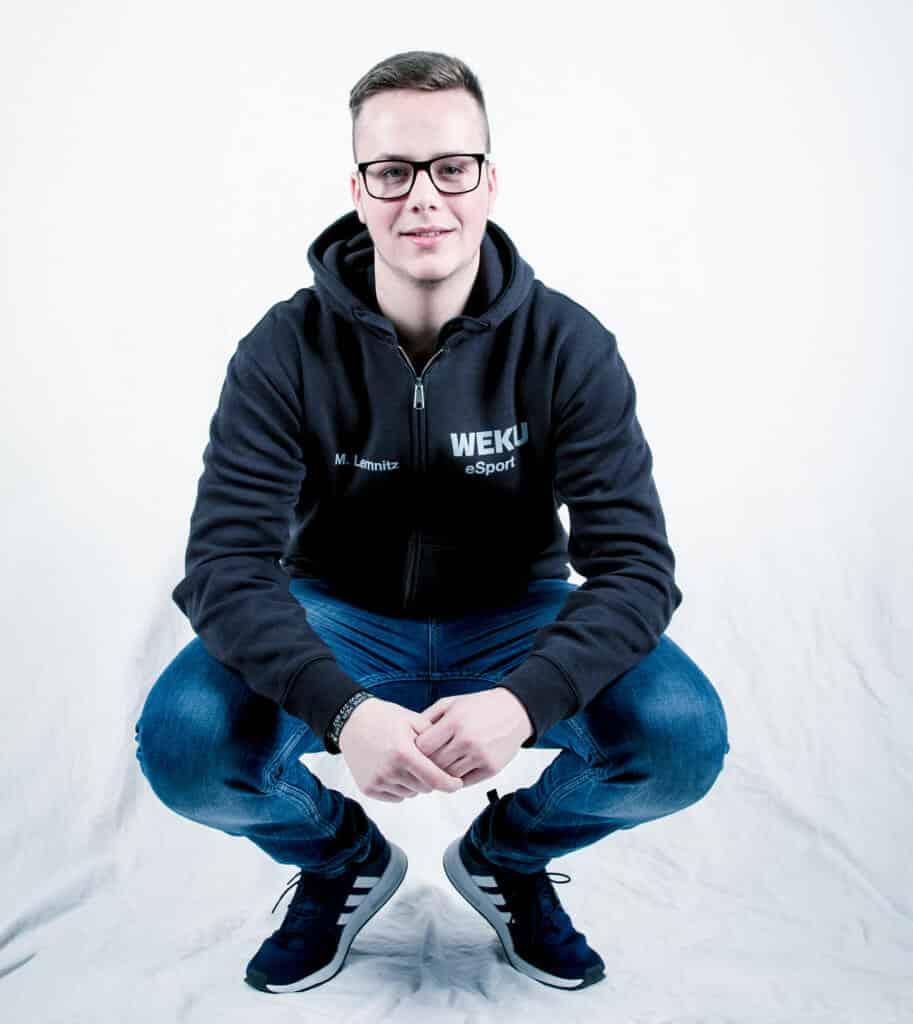Maurice Hocke 913x1024 - WEKU goes E-Sport