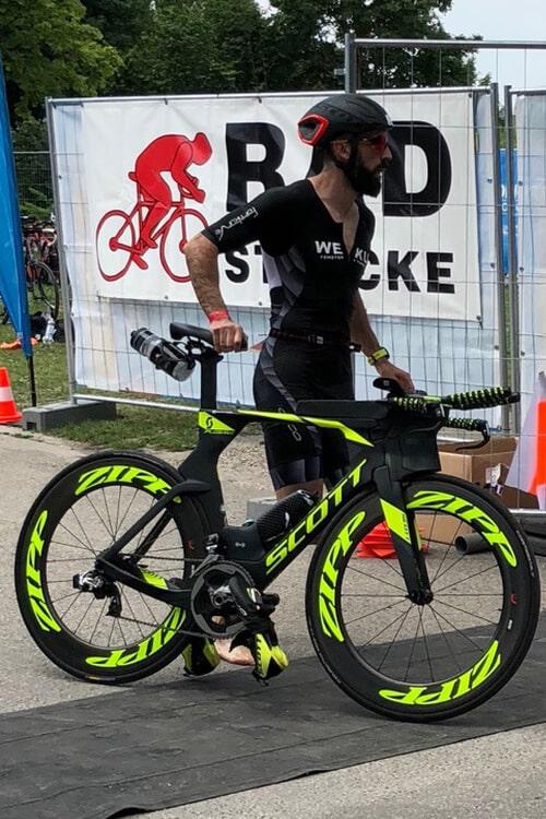 Alex Bike 1 - Und wieder eine neue Schmerzgrenze